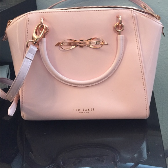 390970e606f39 Ted Baker lailey small Pink purse. Listing Price   170