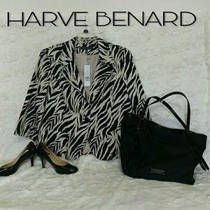 An original HARVE BENARD. NWT. Jacket