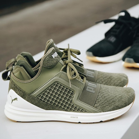 official photos 0a805 81396 Puma Womens IGNITE Limitless Reptile
