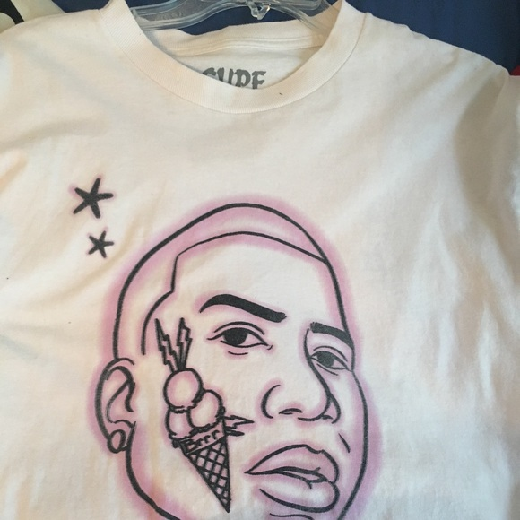 7029799df Superrradical Shirts | Gucci Mane Airbrush Shirt | Poshmark