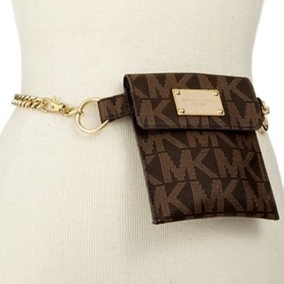 5d48a5be55bb MK signature logo waist pouch/fanny (never used).  M_597e384f6a5830b1220c4743. Other Bags you may like. Michael Kors purse