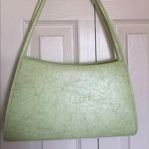 Women's Pale Green Handbag on Poshmark