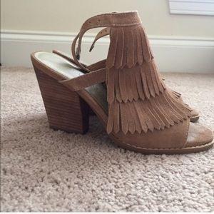 Volatile heels
