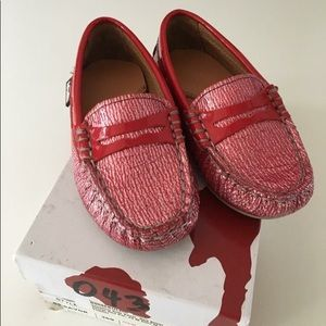 Venettini boys loafers