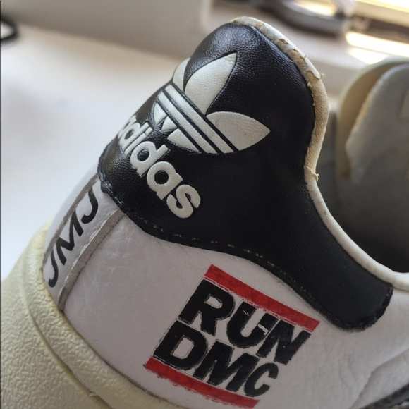 adidas Other - Adidas Superstar Run DMC JMJ s 35th Anniversary Ed 7b025e962
