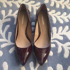 Classy patent kitten heels by Naturalizer
