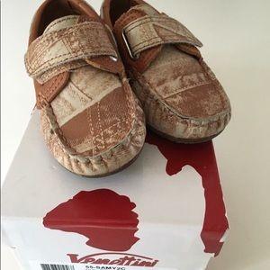 Toddler boys venettini loafers