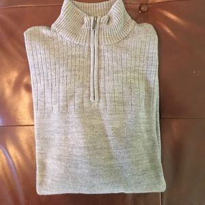 Geoffrey Beene mock neck sweater
