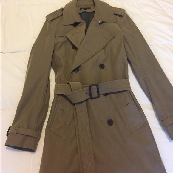 ea62fce442 Banana Republic Jackets & Coats   Mens Water Resistant Trench   Poshmark