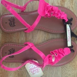 Girls Shoes size 3 NWT