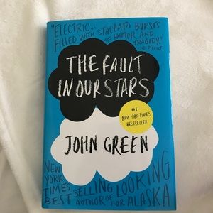 Accessories - The fault in our stars.