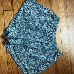 Brandy Melville knit shorts