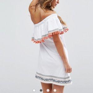 2642f117bc ASOS Petite Dresses - NWT ASOS One Shoulder Sundress