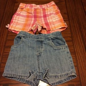 Other - Toddler Girl's Shorts Bundle Size 3T