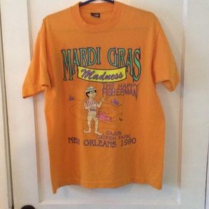 Other - Vintage Mardi Gras shirt