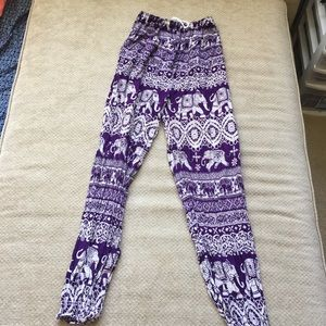 Pants - Chic Bohemian Harem pants