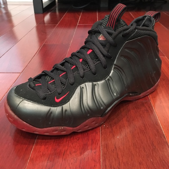online retailer 79adb d3522 Nike Air Foamposite One Cough Drop BRED Black Red.  M 597e71e8d14d7b39b90d4f52