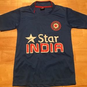 Other - Size 16 Star India Cricket jersey blue