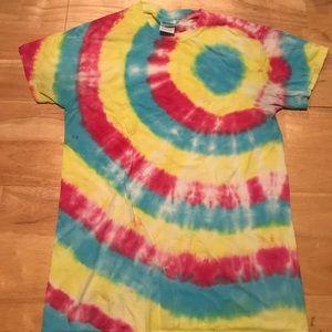 Other - Tie-dye tshirt unisex