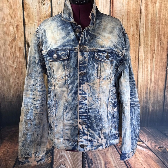 8e2c282947a Jordan Craig Jackets & Coats | Legacy Edition Distressed Jean Jacket ...