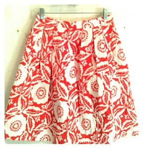 Flirty floral skirt by Michael Kors