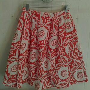 Michael Kors Skirts - Flirty floral skirt by Michael Kors