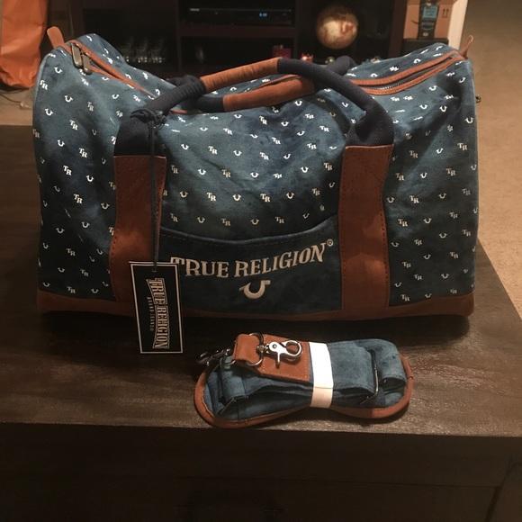 Denim True Religion Duffle Bag. M 597e7d50ea3f36c8510d9993 32d0cb3f17c29