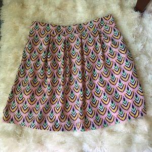 Emmalee lined skirt size large.