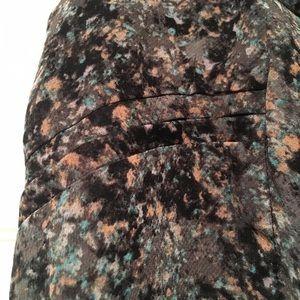 BCBGeneration Skirts - BCBGGeneration Long / Mini Floral Skirt - Sz 12