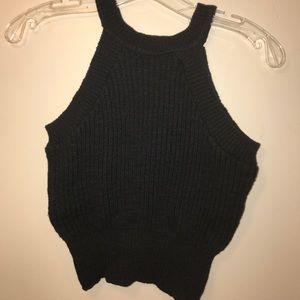Tops - Crochet style crop top