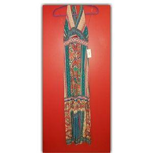 NWT Flying Tomato Maxi Dress