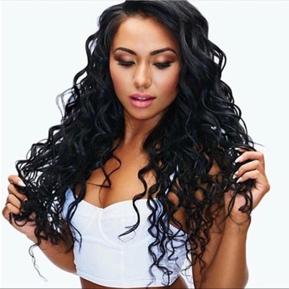 Kajmir Hair Accessories Hair Extensions 18 Inches Brazilian Wavy