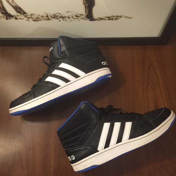 le adidas mens basket alta scarpa 9 poshmark
