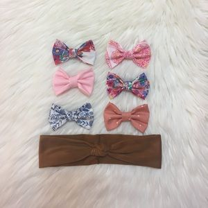 Other - Bundle of Hair Accessories for Amber H.!