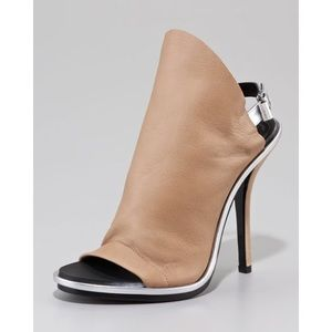 Balenciaga Leather 'Glove' Sandals