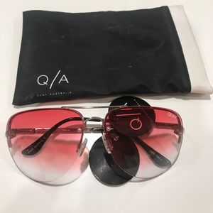 Quay Australia Accessories - Quay new with tags and bag