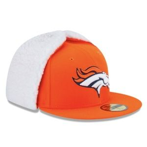 9a193066d New Era Accessories - Denver Broncos Flurry Fit Dog Ear Fitted Hat