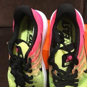 d3ea591c7686 Nike Shoes - Nike womens lunarglide 8 OC 844633 999 pink yellow