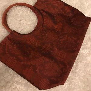 Old Shanghai San Francisco Bags - Vintage Couture Glam Silk Clutch F8ms Old Shanghai