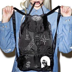 Dimepiece Dollskill backpack