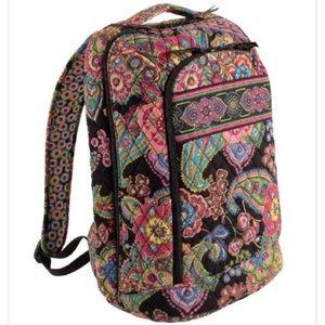 Limited color Vera Bradley laptop backpack