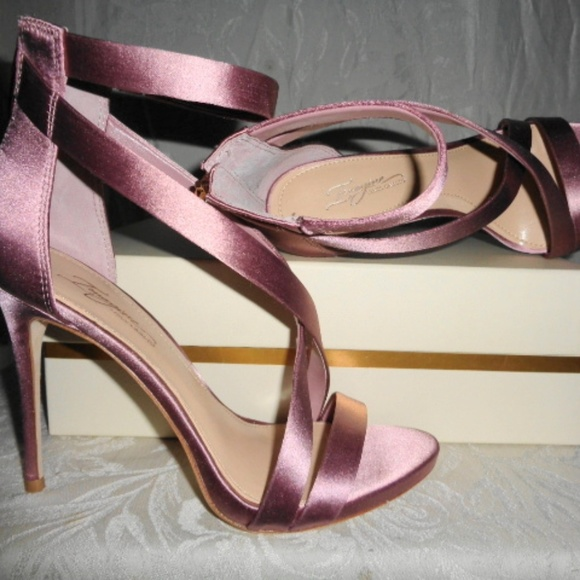 3e3bff41c3f3 New IMAGINE VINCE CAMUTO Devin Rose Heels 7.5