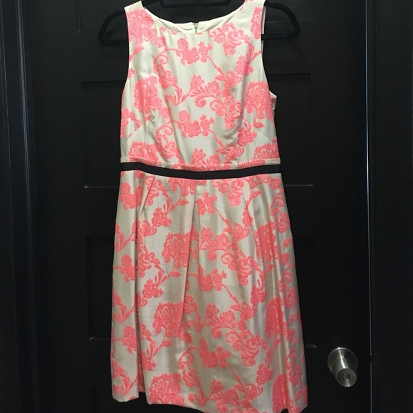 LOFT Dresses & Skirts - LOFT neon floral dress