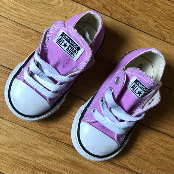 cd72a73ee710 Converse Other - Toddler converse size 5