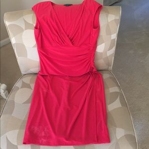 Red Ralph Lauren Dress