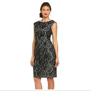 2c6534706a90 Calvin Klein Dresses - NWOT Calvin Klein Lace Sheath Dress - Size 6