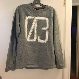 Nike Chris Paul grey sweatshirt