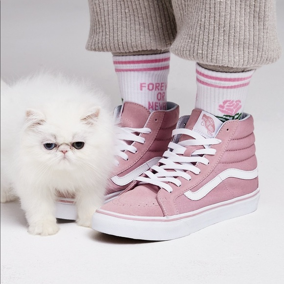Vans Shoes - VANS Classic High Top Slims