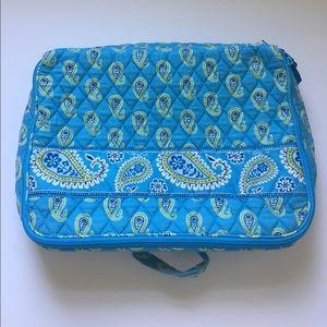 Handbags - Vera Bradley Bermuda Blue Small Suitcase