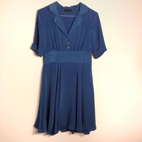 945f5f60dd00 Asos Dresses | Vero Moda 50s Swing Shirt Dress Size Xs | Poshmark